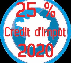 Crédit d'impôt 25% pour l'accessibilité en 2020