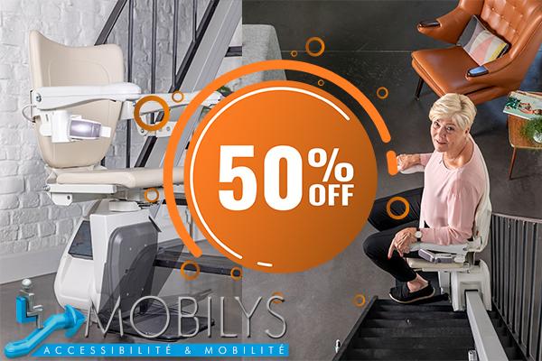 Promotion fin d'année 2020 – Handicare / Mobilys