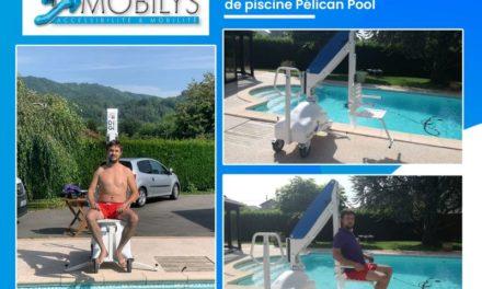 Installation d'un élévateur de piscine – rendre une piscine accessibile
