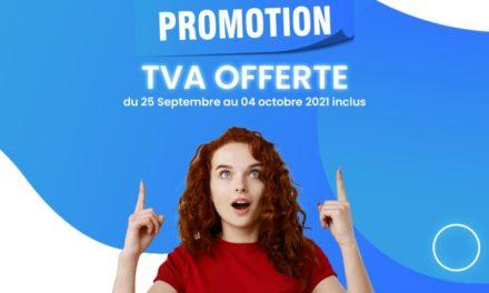 promotion exceptionnelle mobilys – Septembre/octobre 2021